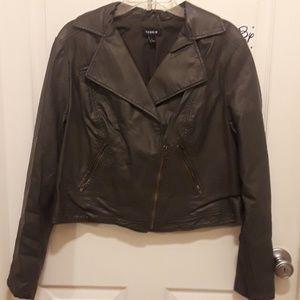 Torrid Dark gray jacket